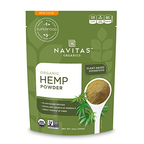 Navitas Organics Hemp Powder