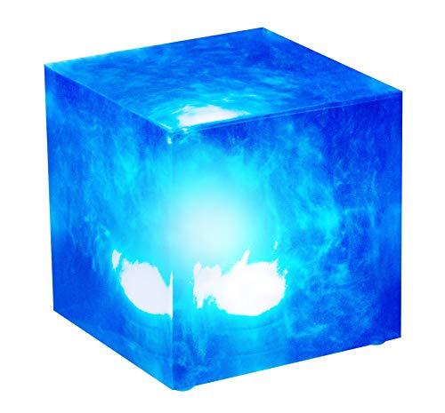 A&C Hero Tesseract Stone Loki Cosplay Loki Infinity Stones Tesseract Endgame Requisiten Blau - Blau - Einheitsgröße
