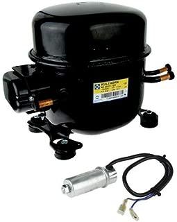 1/3 HP 4,006 BTU Refrigeration HBP Compressor # AE4440Y-1SR - High Evaporation Temperature