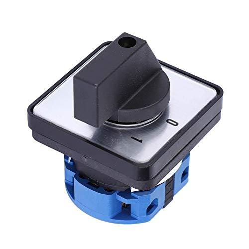 Selettore 2 posizioni ON/OFF Controllo di cambio Interruttore a camma rotante AC 660V 20A