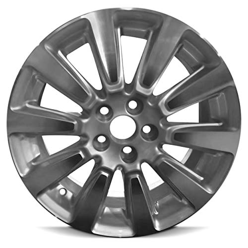 Road Ready Car Wheel Fits 2011-2020 Toyota Sienna Aluminum 18 Inch 5 Lug Full Size Spare 18' Alloy Rim Fits R18 Tire