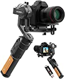 <span class='highlight'>FeiyuTech</span> AK2000C Gimbal 3-<span class='highlight'>Axis</span> <span class='highlight'>Handheld</span> Camera Stabilizer Unlimited Control Lightweight Portable Tripod Rotating Roll <span class='highlight'>Axis</span> Videography Streaming Time Lapse Photography Smooth Stable Performance