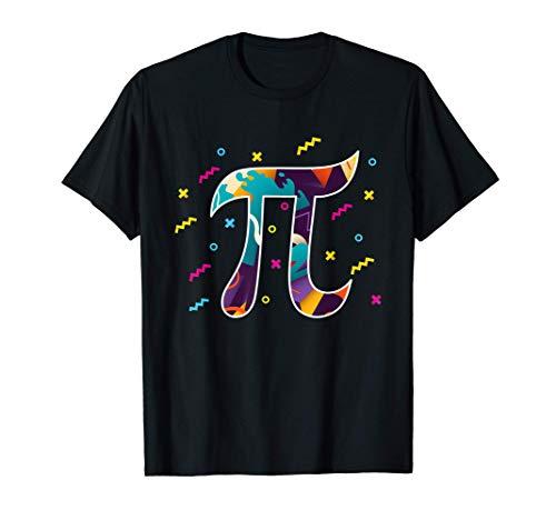 Feliz día Pi Day Geek Nerd Regalo de profesor de matemáticas Camiseta