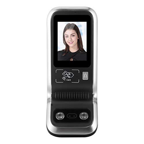 Tarjeta de identificación Máquina de reconocimiento Facial por Infrarrojos Sensi Pantalla a Color TFT Procesador de Cuatro núcleos a 1,5 GHz Asistencia de empleados 2,8 Pulgadas, para