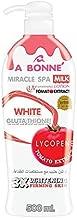A Bonne Miracle Spa Milk Tomato Body Lotion 500 ml.