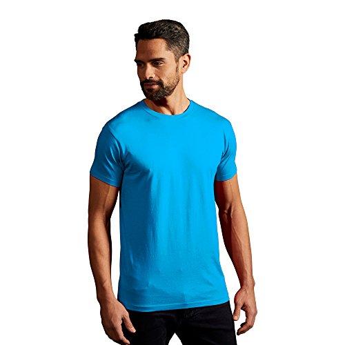 Promodoro Men's Premium-T-Shirt 100{b7ecc0d4cc155af44e3b6a9ef70d9a4133592a58081e64283e95a23a9f3d2472} gekämmte Baumwolle, 180 g/m XXL Türkis