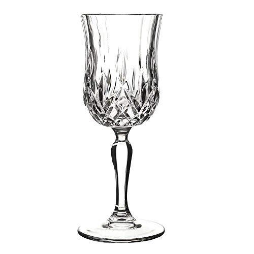 Rama Sales Copa de vino tinto, 230 ml, juego de 12, 12 x 10 x 15 cm