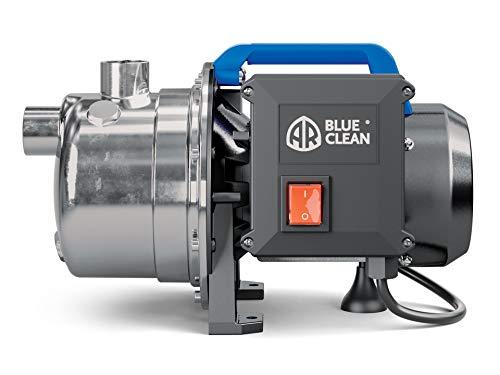 AR Blue Clean ARGP 800X Pompa Autoadescante per Acque Chiare, 800 W, Portata massima 3.500 l/h, Prevalenza massima 38 m