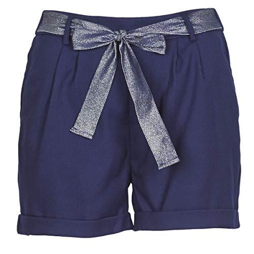 ONLY ONLRITA Korte broeken dames Marine - XS - Korte broeken/Bermuda's