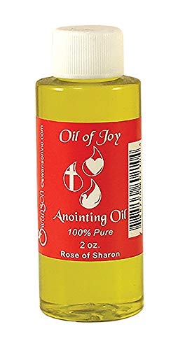 Anoint Oil-Rose Of Sharon-2oz Indiana