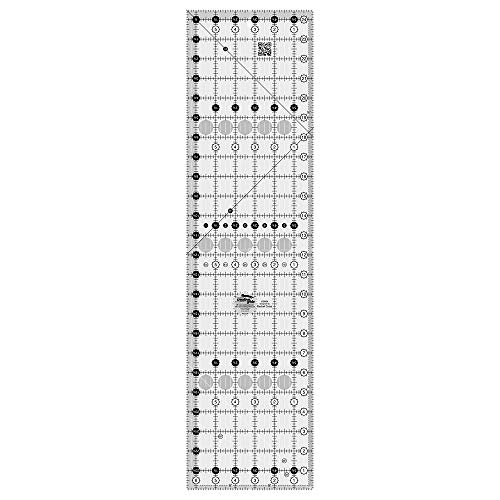 Creative Grids Quilt Ruler 6-1/2in x...