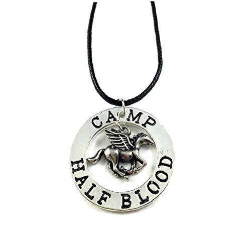 Ruluti el último olímpico Campo Pegasus Zeus Media Sangre Percy Collar