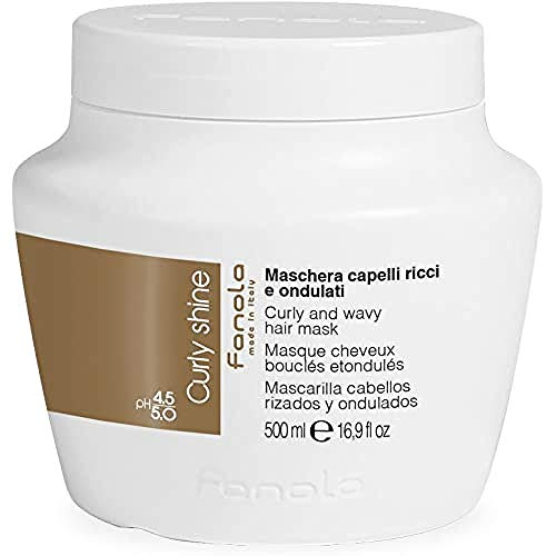 FANOLA Curly Shine Mask 500 ml (8032947863648)