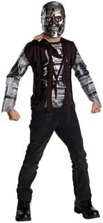 Terminator - Disfraz T600, para niños, talla M (Rubie's