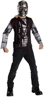 Terminator Salvation Movie Child's Costume T600, Medium