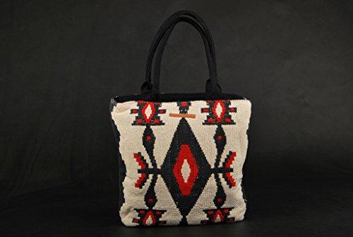 Billabong Damen Handtasche Absolute Wanderer, White Cap, 48 x 11 x 40 cm