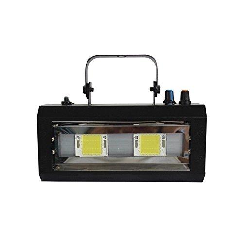Estroboscopio LED 40W Strobo Strobe Proyector Eclairage Sono Disco Juego Lumiere