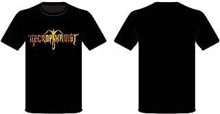 Necrophagist - Epitaph Logo T Shirt