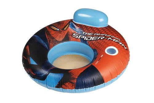 Giochi Preziosi - Marvel Spider-Man, Poltrona Gonfiabile, 104x104 cm