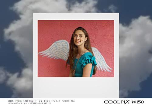 ニコン『COOLPIXW150』