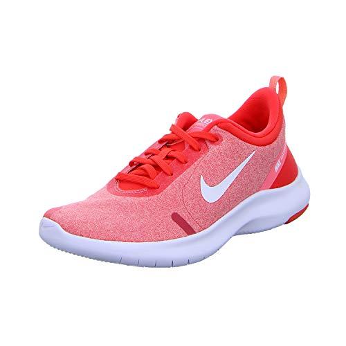 Nike - Sweat-shirt à capuche - Garçon - Rouge - Rot (Ember Glow/White-pink Gaze), 37 EU