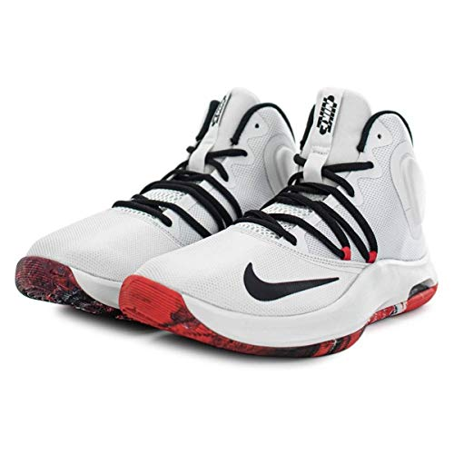 Nike AT1199-004, Sneaker Unisex Adulto, Photon Dust/Black/University Red, 41.5 EU