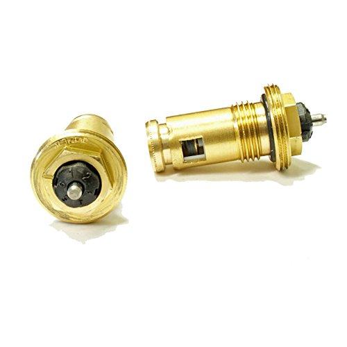 Stabilo-Sanitaer Heizkörperventil Oventrop Heizkörper Ventileinsatz GH M30 x 1,5 Ventil Thermostat Einsatz 1/2 Zoll Thermostatventil