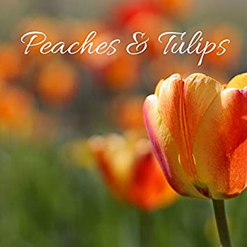 Peaches and Tulips