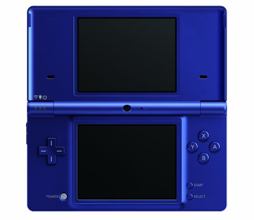 Nintendo DSi Handheld Console (Metallic Blue) [Importación inglesa]
