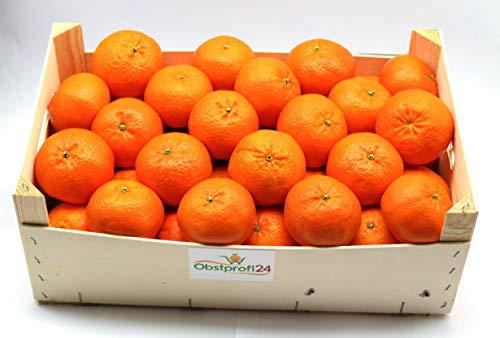 Obstprofi24 - Premium Clementinen frisch, süß, saftig und sehr aromatisch Obst & Gemüse 5kg