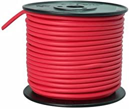 Southwire 55672123 Primary Wire, 10-Gauge Bulk Spool, 100-Feet, Red