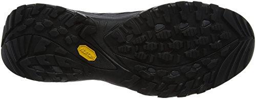 The North Face Hedgehog Fastpack Mid GTX, Chaussures de Randonnée Hautes Homme, Noir (TNF Black/Dark Shadow GR Zu5), 39 EU