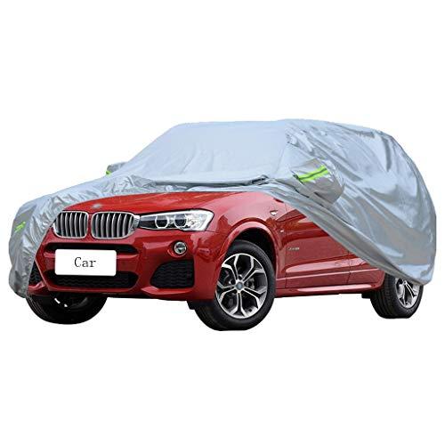 Autoabdeckung Kompatibel mit BMW X1 X3 X4 X5 X6 Autoabdeckung SUV Dicker Oxford-Stoff Sonnenschutz Regen und Frostschutzmittel Warm Car Cover (größe : Compatible with BMWX3)