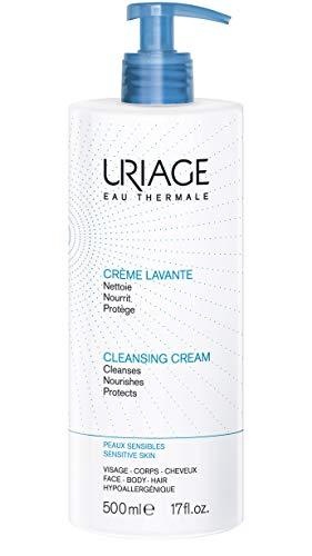 Uriage Crème Lavante Surgras Moussant Sans Savon 500 ml