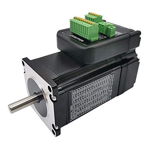 KKmoon Motore passo-passo integrato per stampante 3D per fresatrice per incisione CNC