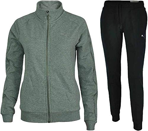 Puma Lurex Women Tracksuits Grey...