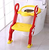 GOCART WITH G LOGO Baby Foldable Potty-Trainer Seat for Toilet Potty Stand