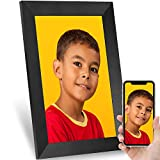 MRQ 10 Inch WiFi Digital Picture Frame with Motion Sensor, No...