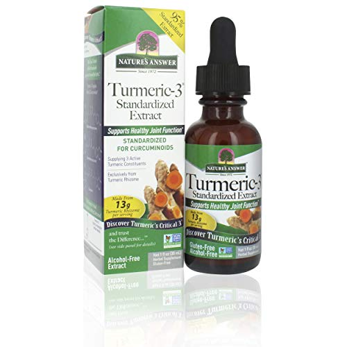 Nature's Answer Turmeric - 3 30ml
