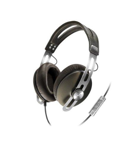 Sennheiser Momentum OVER-EAR - Auriculares de diadema cerrados (con micrófono, control remoto...