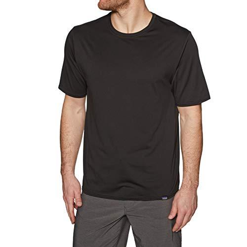 Patagonia Herren M's Cap Cool Daily Shirt T, Black, L