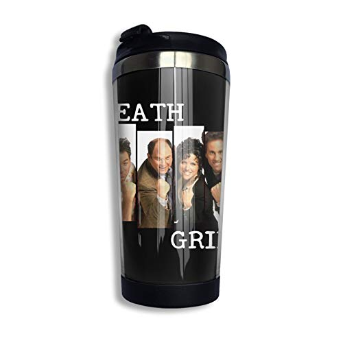 Death Grips Best Travel Cups With Lids, Coffee Mug For Women And Men, 12oz Coffee Cups For Kids, Car Mug, Milk Glass, Thermos Cup One Size