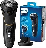 Golarka elektryczna Philips z serii 3000, do golenia na sucho i mokro - Głowice 5D Pivot i Flex - Golenie na mokro lub...
