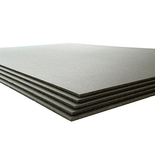 Placa de aislamiento de calefacción eléctrica para calefacción por suelo radiante