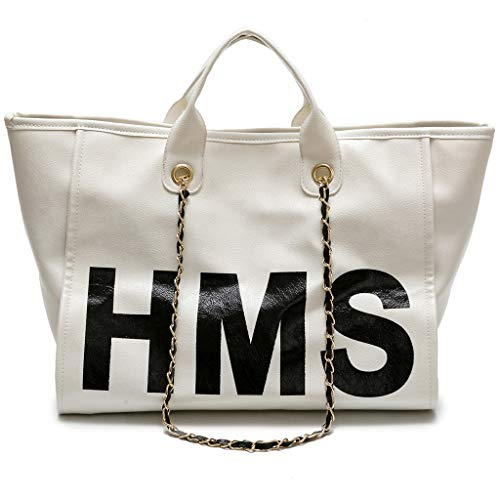 HMS Borse da donna a tracolla, sacchi da viaggio leggeri, borse da trasporto, borsa da weekend, borsa da viaggio in pelle PU