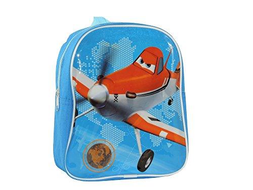KIDS EUROSWAN - Disney PL56014 Mini Sac à Dos 24 cm. Planes