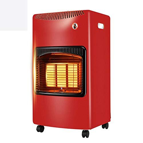 xinxinchaoshi Calefactor Portátil Calentador de terraza, Gas licuado, Calentador portátil, Calentador de Velocidad, Calentador Ventilador Calefactor
