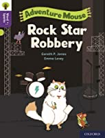 Oxford Reading Tree Word Sparks: Level 11: Rock Star Robbery