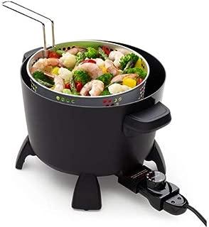 Presto Big Kettle multi-cooker/steamer + Scouring Pad