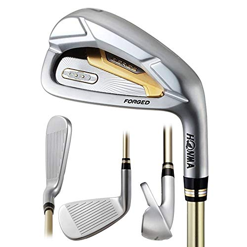 Great Price! 2020 HONMA Beres Iron Set RH 6-11, SW Graph Reg